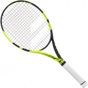 Ракетка для тенниса Babolat Pure Aero+ (300g, 100 sq.in.) Yellow Black