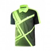 Поло FZ Forza Chicago Polo Mens Green Gecko