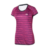 Taki Tee Womens T-Shirt Magenta Purple
